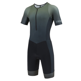 Short Sleeve Tri Suit (Men)